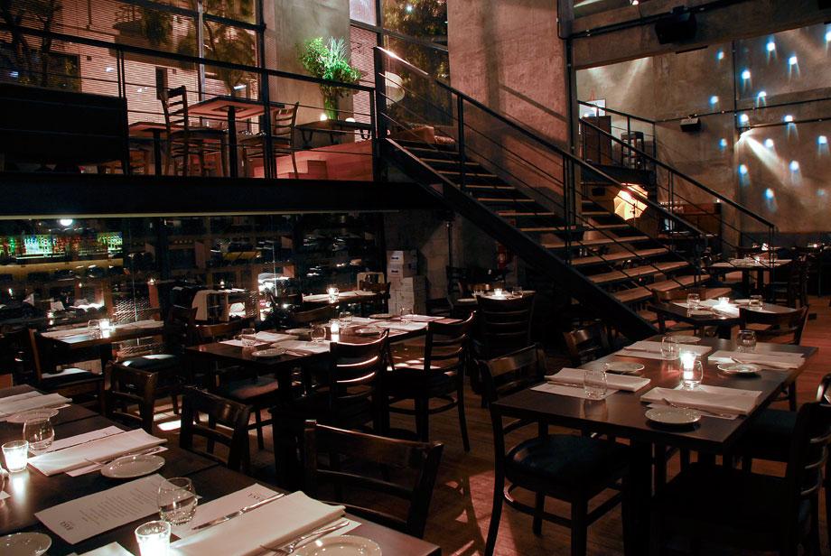 basa basement bar restaurant logoed