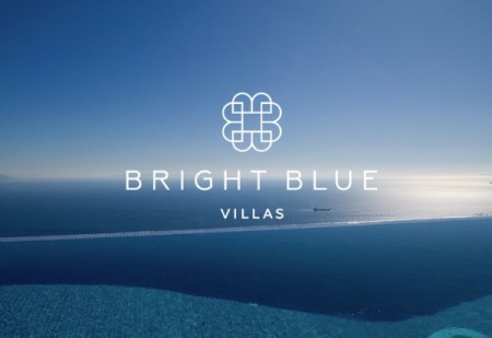 Bright Blue Villas