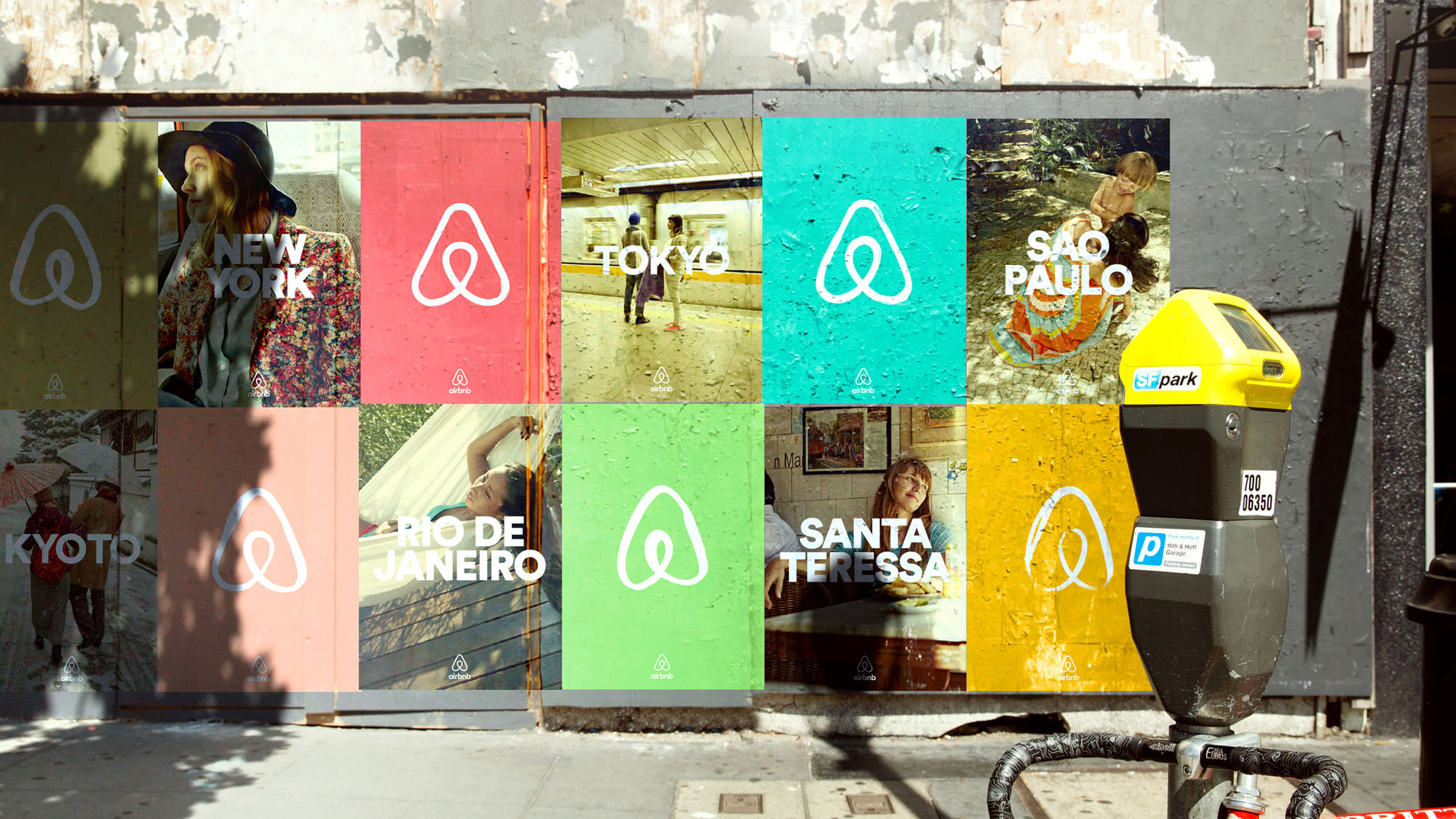 Airbnb . Logoed