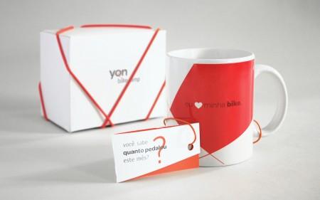 Yon 02 - Mug Bike Lamp