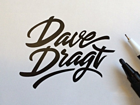 Cool Typography Logo Designs